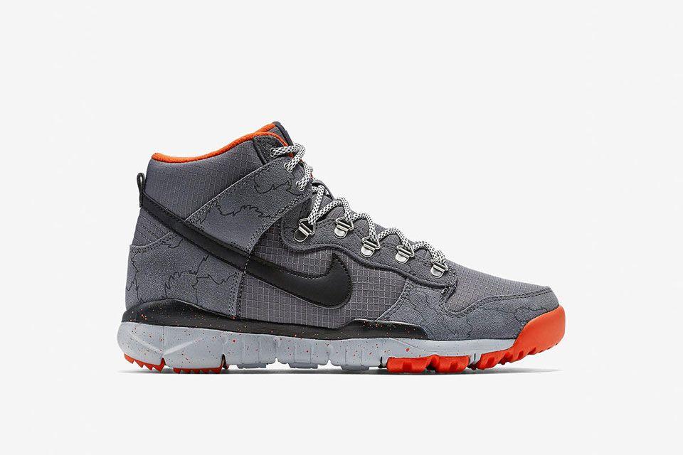Poler x Nike SB Dunk High | shoes | Nike sb dunks, Nike