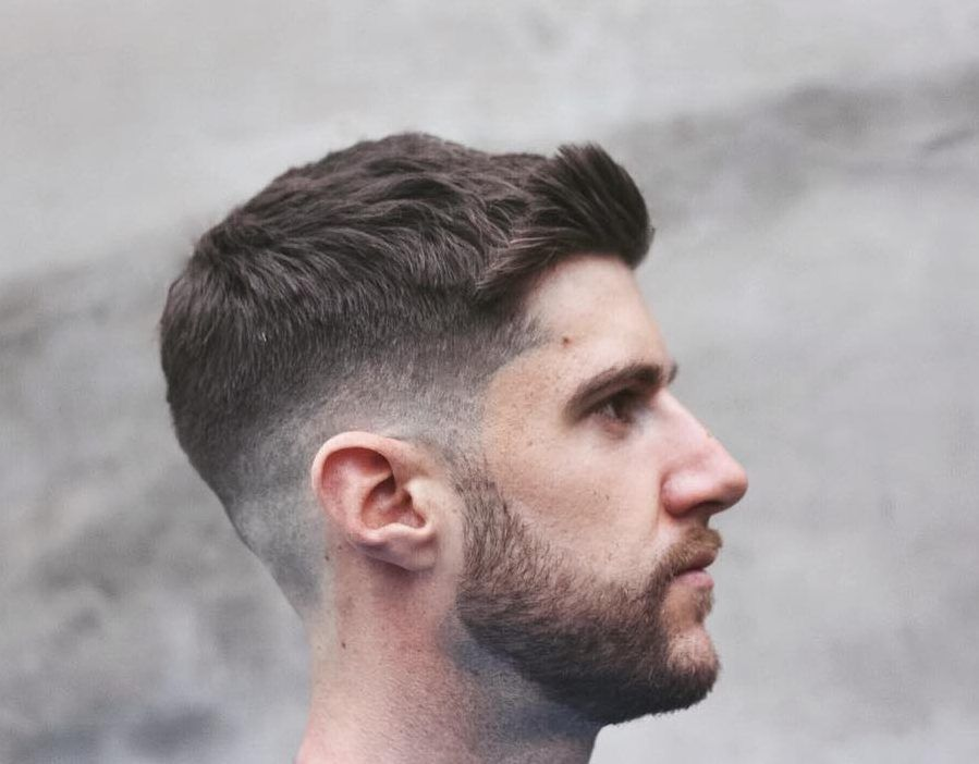 52 Short Hairstyles For Men 2019 Mid Fade Haircut Mens
