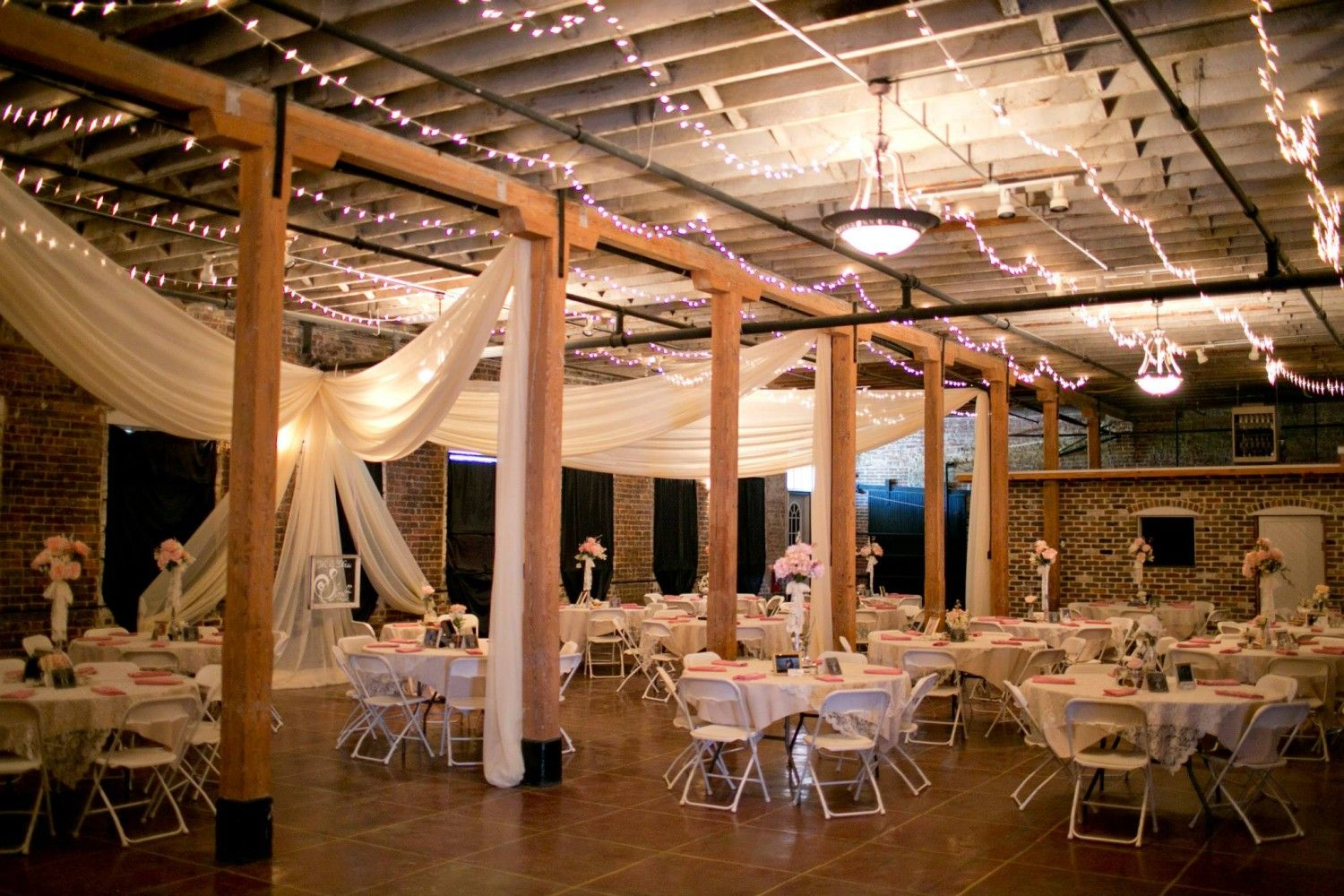 Old Woolen Mill Your Venue Canvas Add Personal Touch To This