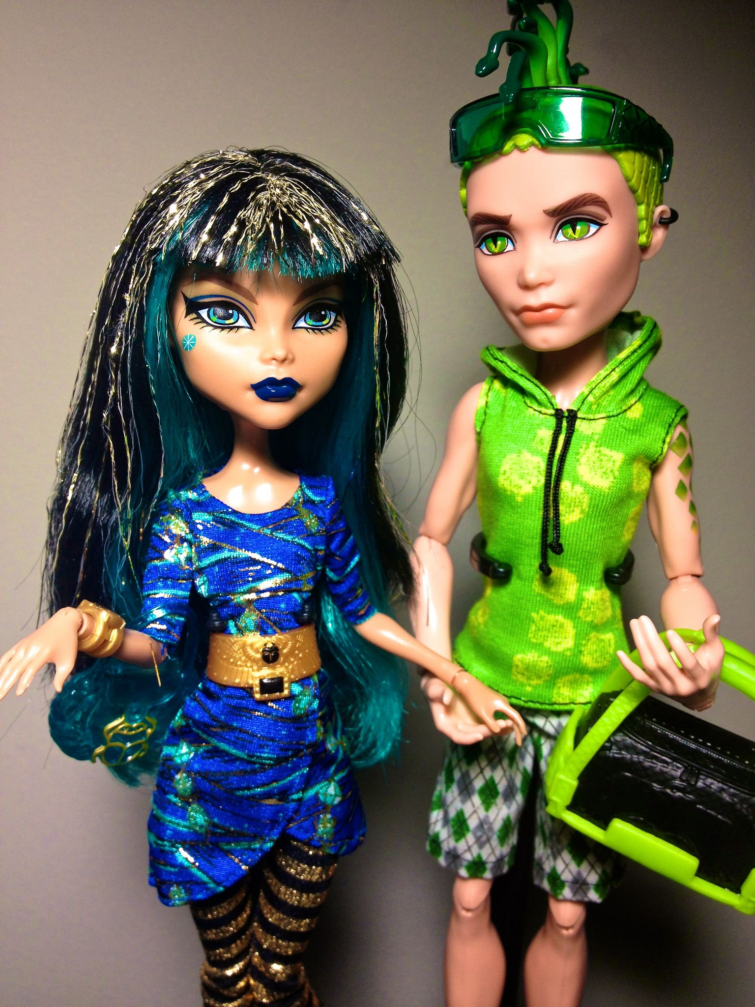 monster high dolls Cleo de Nile | Monster high pictures