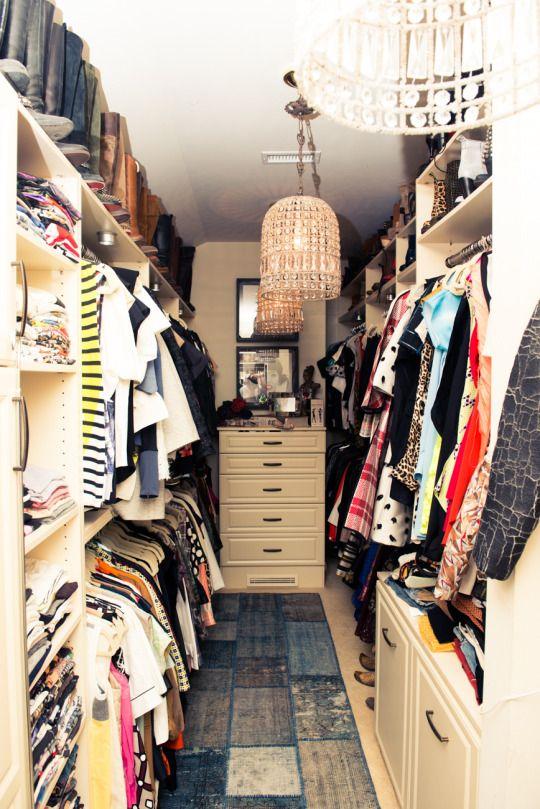 The Coveteur On Tumblr Dressing Room Closet Dressing Room