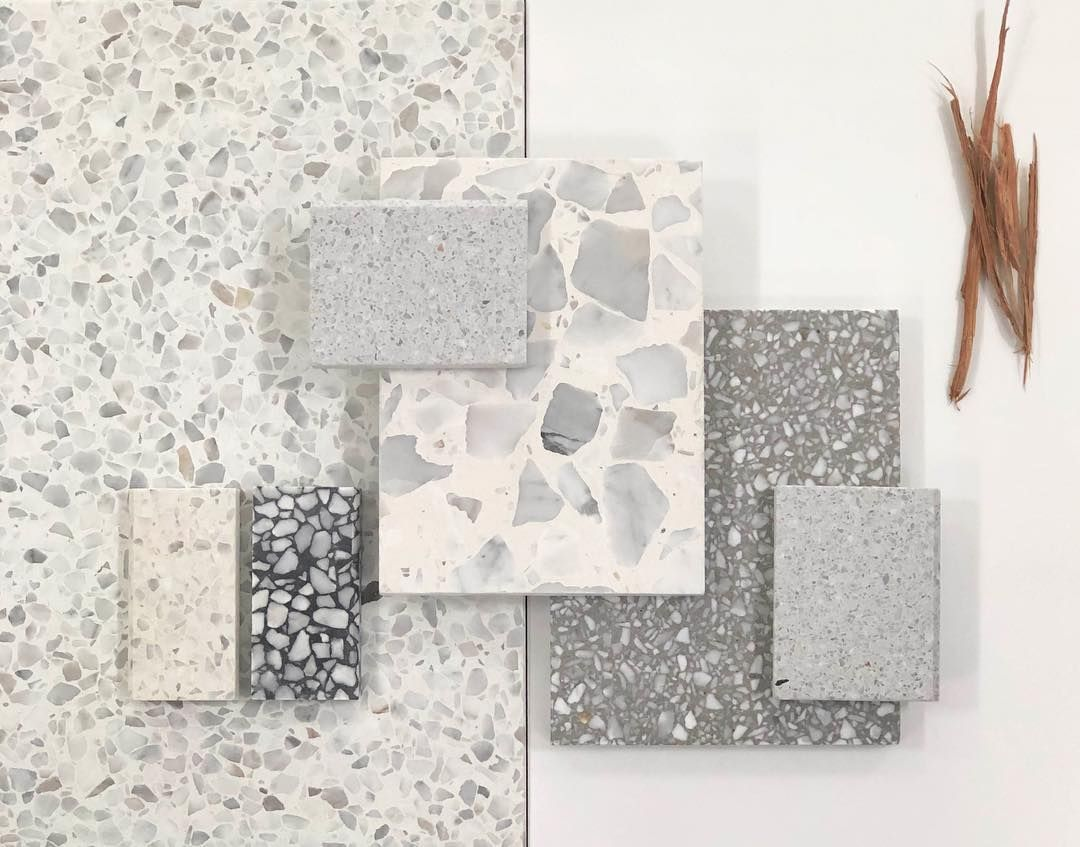 Terrazzo Mood Ecoterr Sustainable Samples Coveringsetc