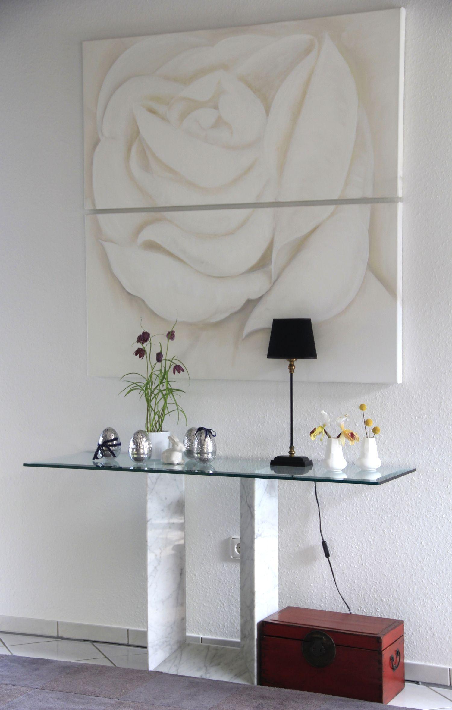 Simple Chic And Modern Easter Decoration Einfach Chic Und Modern
