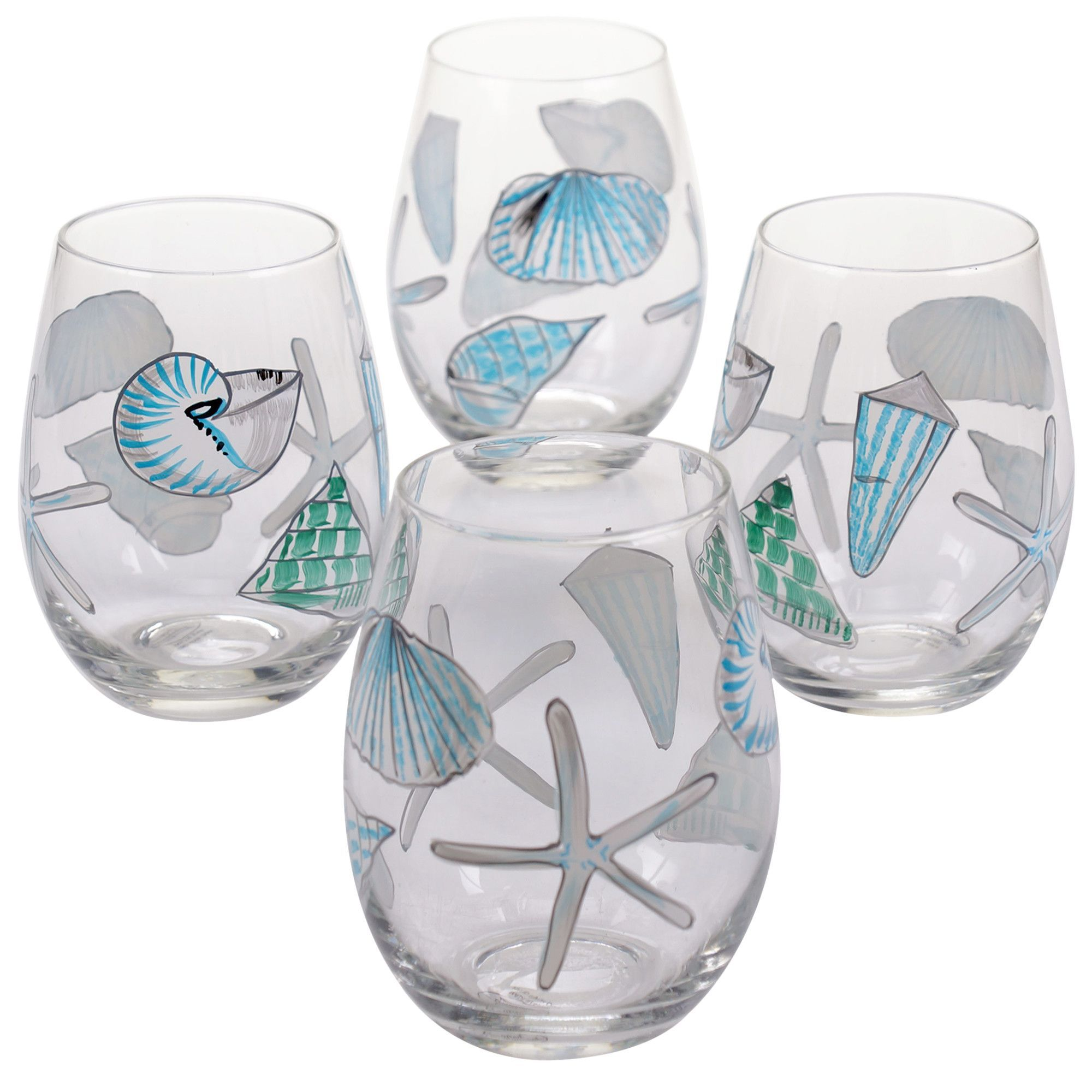 Where To Find Wine Glasses Sea Finds 22 Oz Stemless Wine Glass Future Mrs