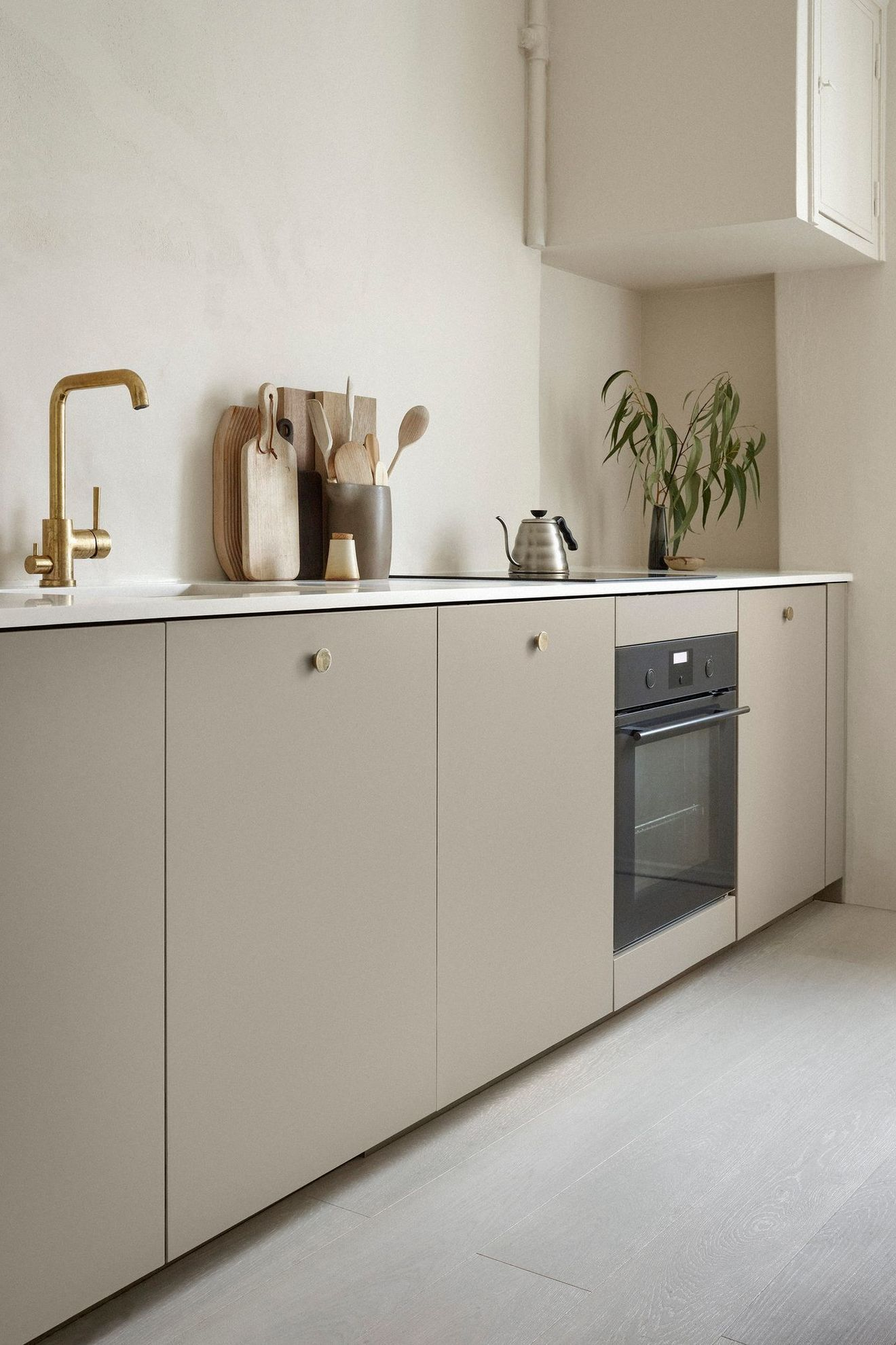 Trendy Cuisine Inspiration From Modern Kitchens Beige Kitchen