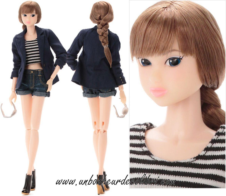 Sekiguchi momoko DOLL Lady Long Legs Fashion Doll