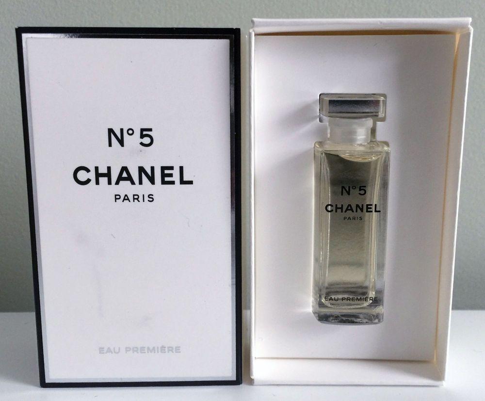 CHANEL N°5 EAU PREMIÈRE EAU DE PARFUM, Deluxe Travel Size, 0.2 oz • New In Box #CHANEL