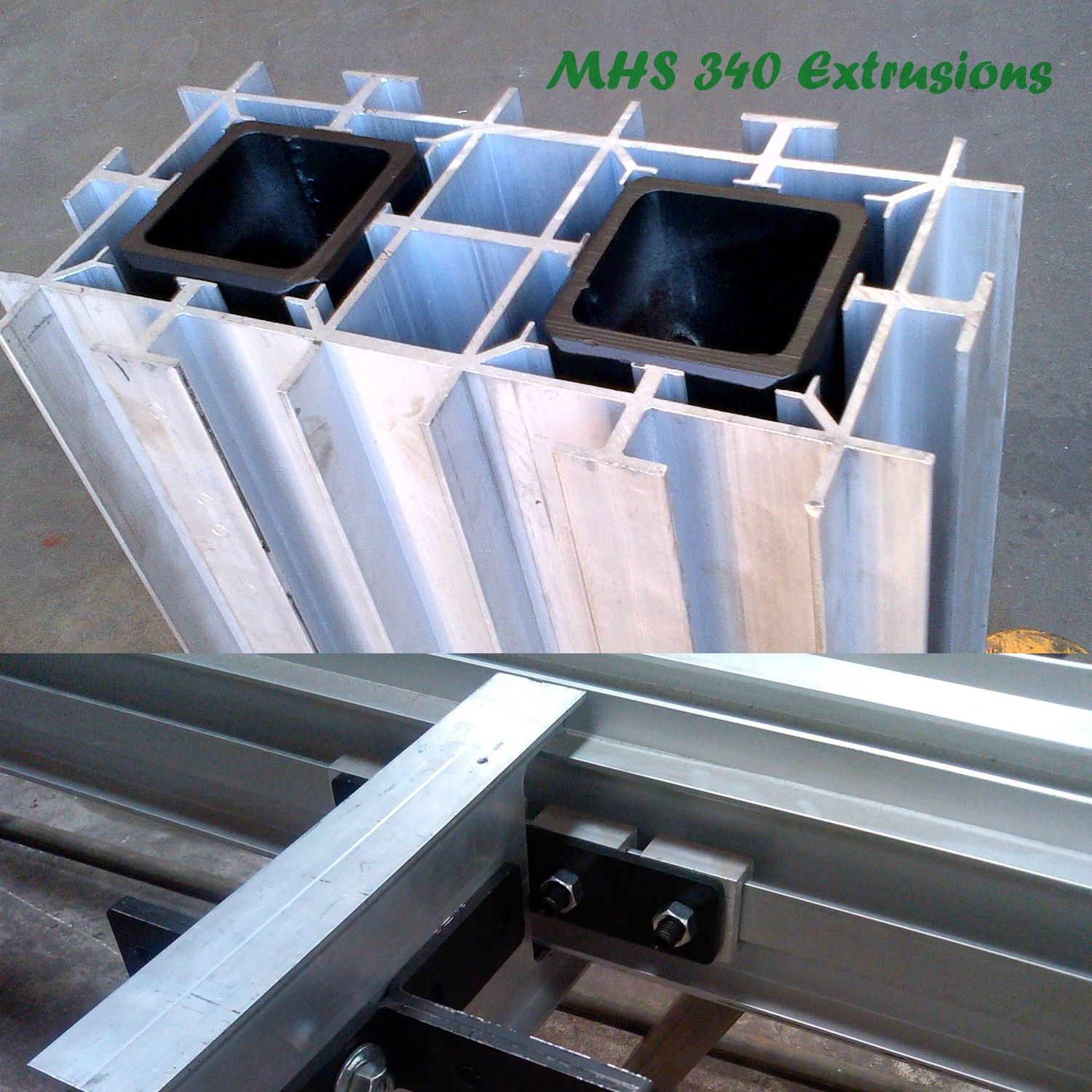 MHS-MTS Building Systems, Structural Aluminum Construction