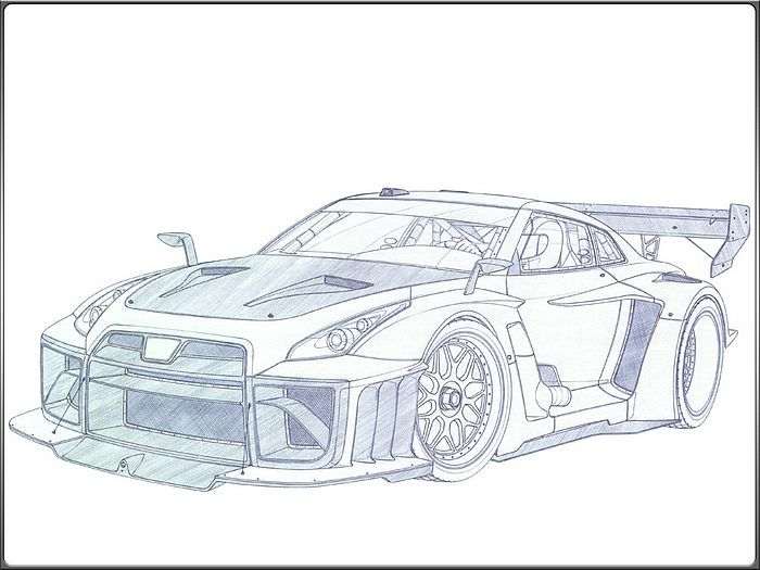 drawings of cars - Google Search | Arts and drawings | Pinterest ...