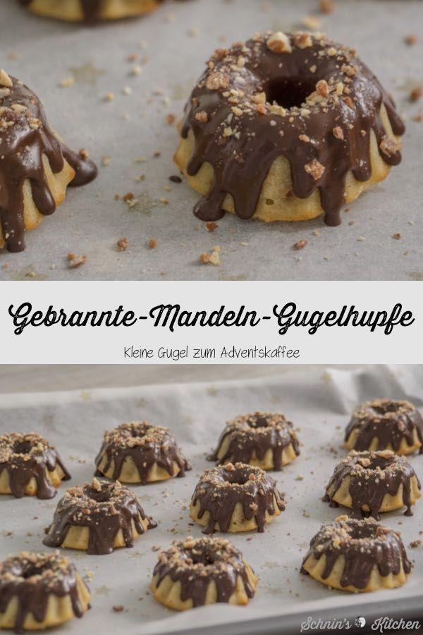 Kleine Gebrannte Mandeln Gugelhupfe Gebrannte Mandeln Weihnachtliche Kuchen Und Torten Und Mandeln