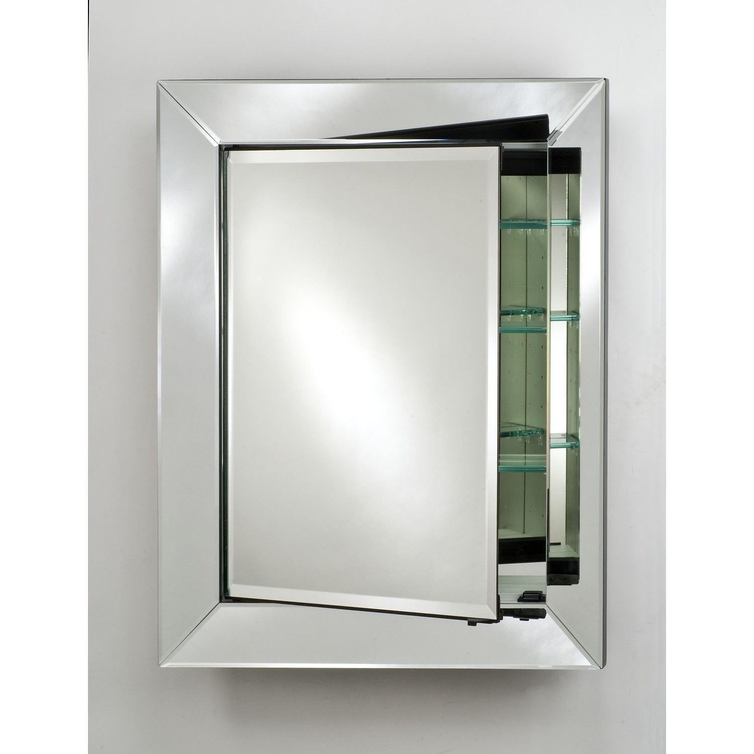 Radiance 27.25 x 33.25 Recessed Medicine Cabinet at Wayfair ...