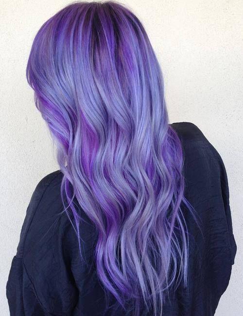 20 wunderschöne Mermaid Hair Ideen von Vibrant bis Pastell ...