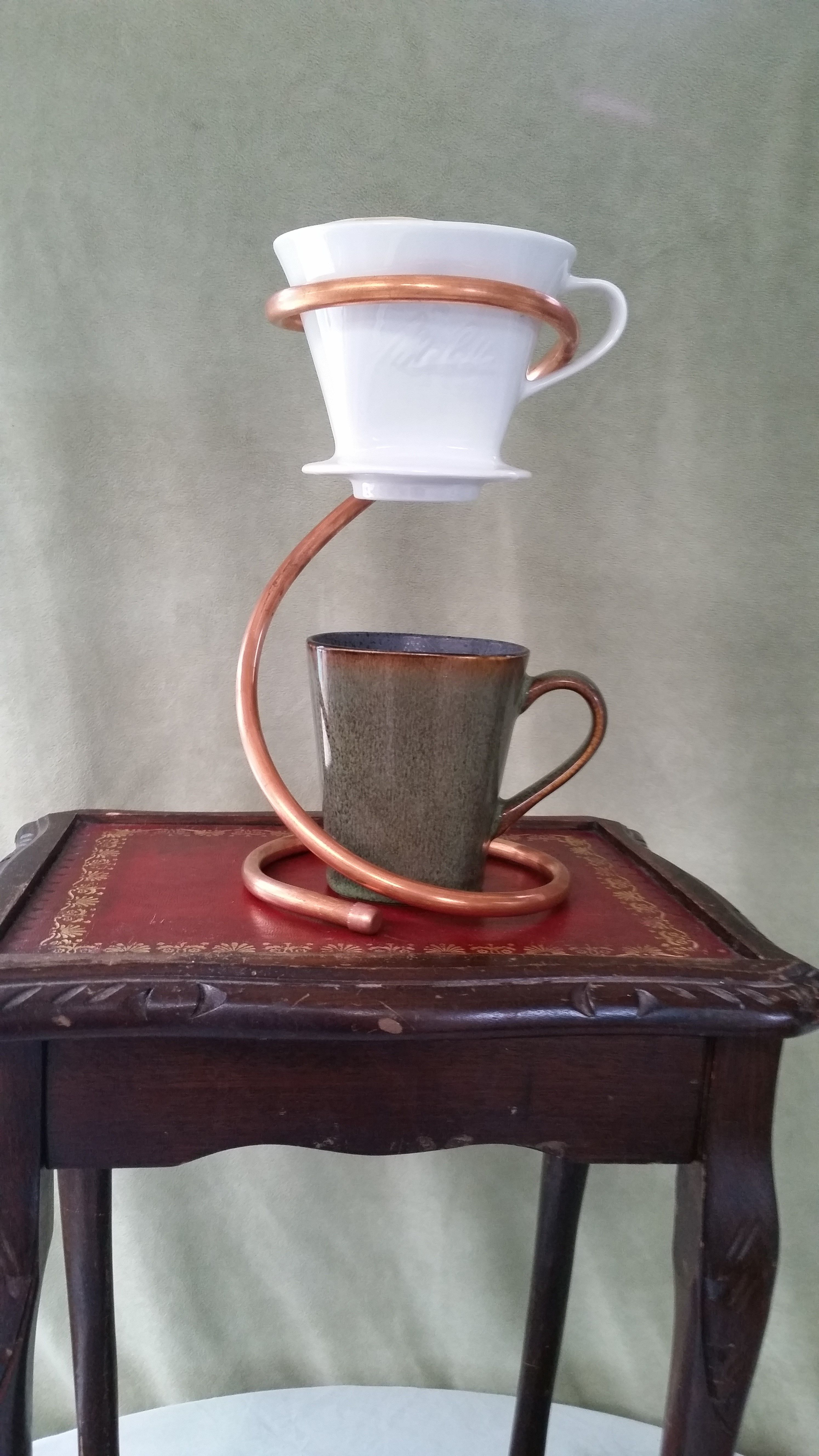 Love The New Melitta Curved Coffee Drip Stand