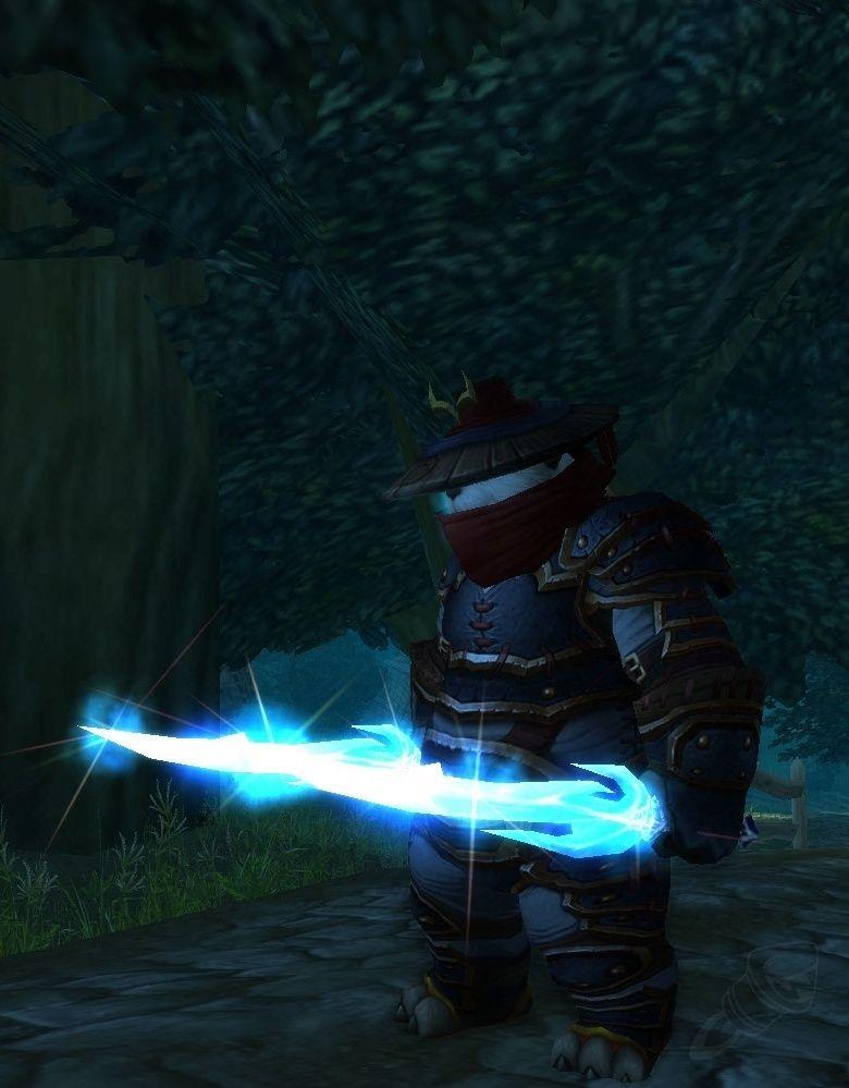 Phantom Blade Phantom World Of Warcraft Master Chief