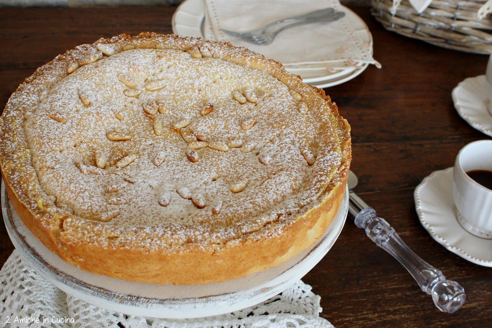 Photo of Torta della nonna, una ricetta intramontabile della pasticceria i