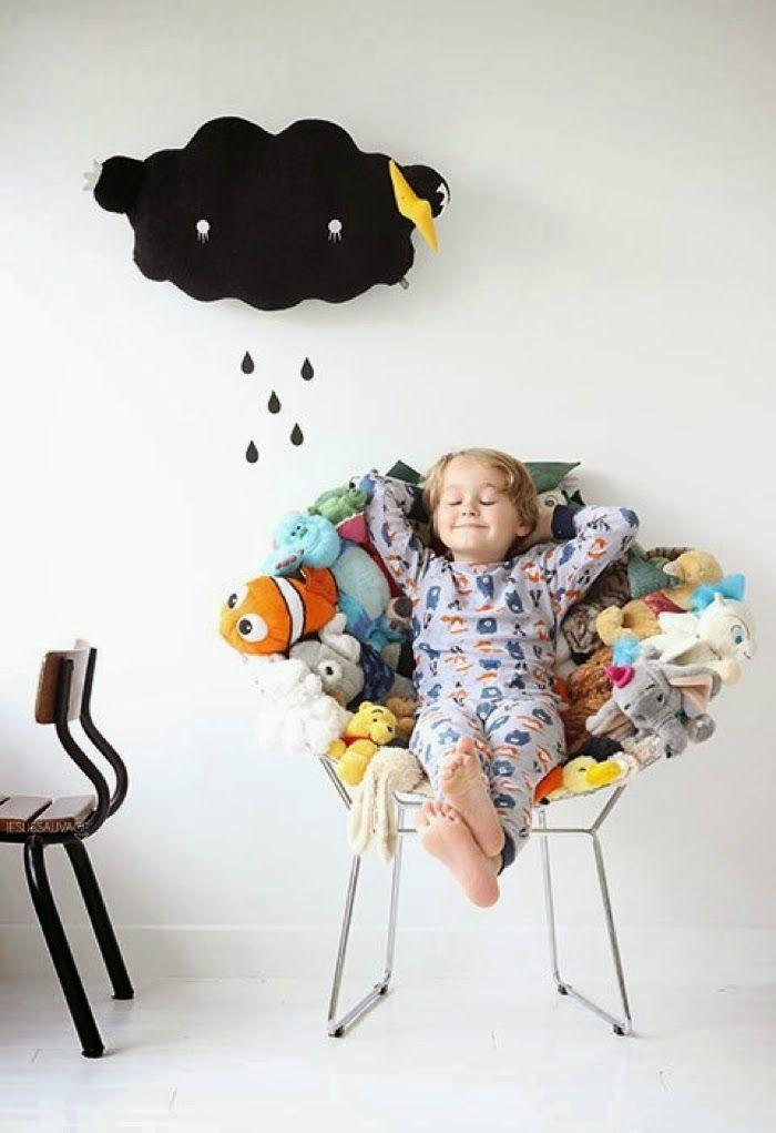 10 IDEE DI RICICLO CREATIVO Fai da te bambini, Camere da