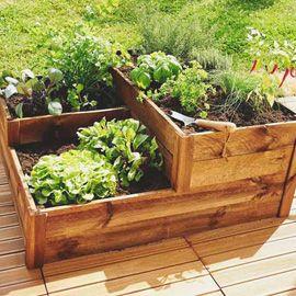 castorama jardin potager recherche google jardin pinterest carr potager potager et jardins. Black Bedroom Furniture Sets. Home Design Ideas