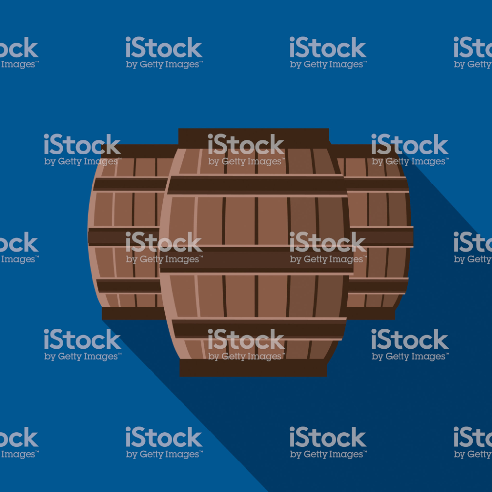Wine Barrel Flat Design Themed Icon Set With Shadow Royalty Free Barrel Stock Vector Icon Set Book And Magazine Design Wine Barrel