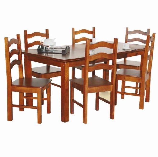 Muebles cedro xalapa 20170905134951 for Comedores de madera baratos