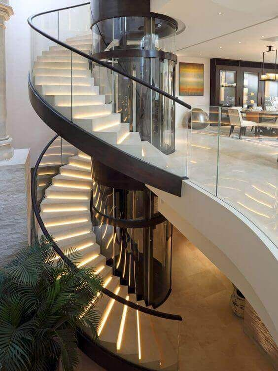 Best 38 Luxury Spiral Staircase Suggestions Built To Impress 640 x 480