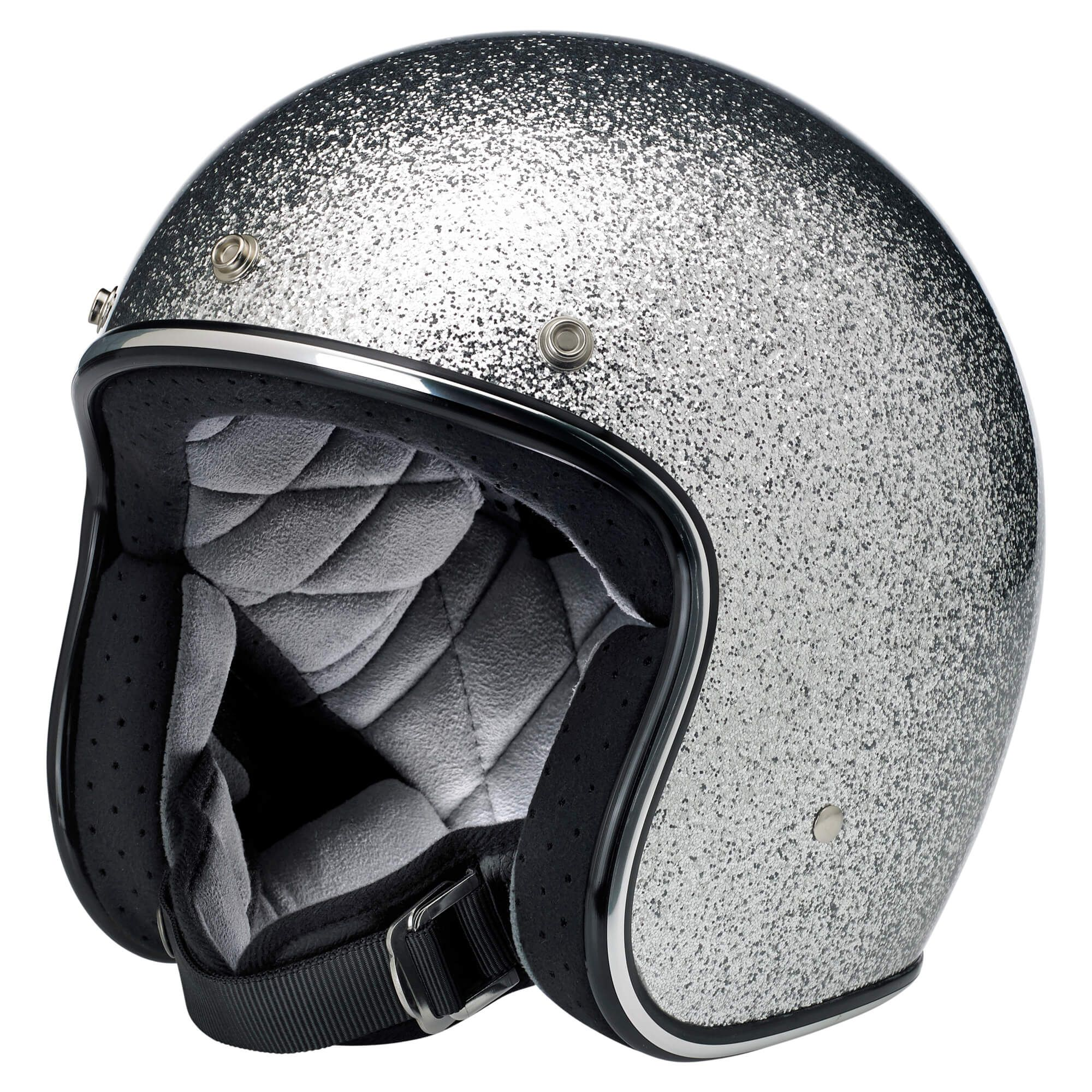 Overview The Bonanza S Interior Features A Custom Shaped Eps Safety Shell And A Hand Stitched Removable Liner With Moistu Open Face Helmets Helmet Dot Helmets