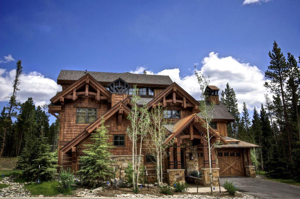 Cottages at shock hill breckenridge ski in ski out homes