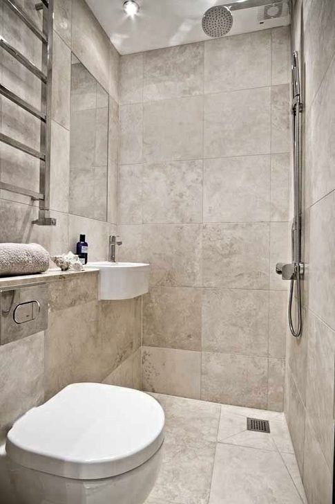 Smart Bathroom Design Ideas For Small Spaces 18 Ensuite Shower Room Small Shower Room Wet Room Bathroom