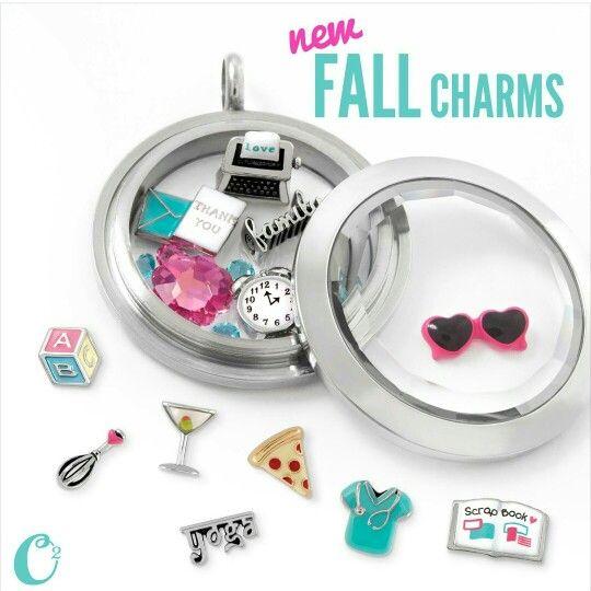 New charms!!!! Message me for more details  o2byjasminelike@gmail.com  jasminelike.origamiowl.com