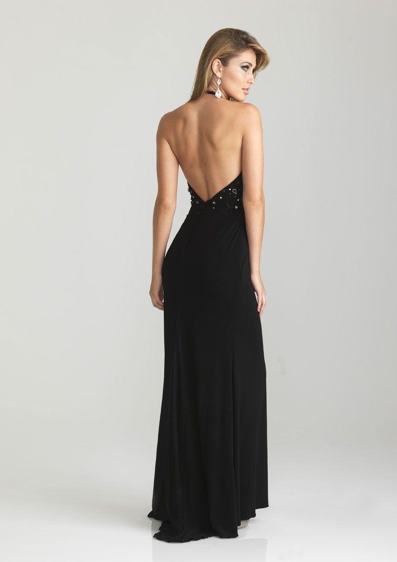 backless-evening-dresses | Excellent Black Evening Dresses Ideas ...