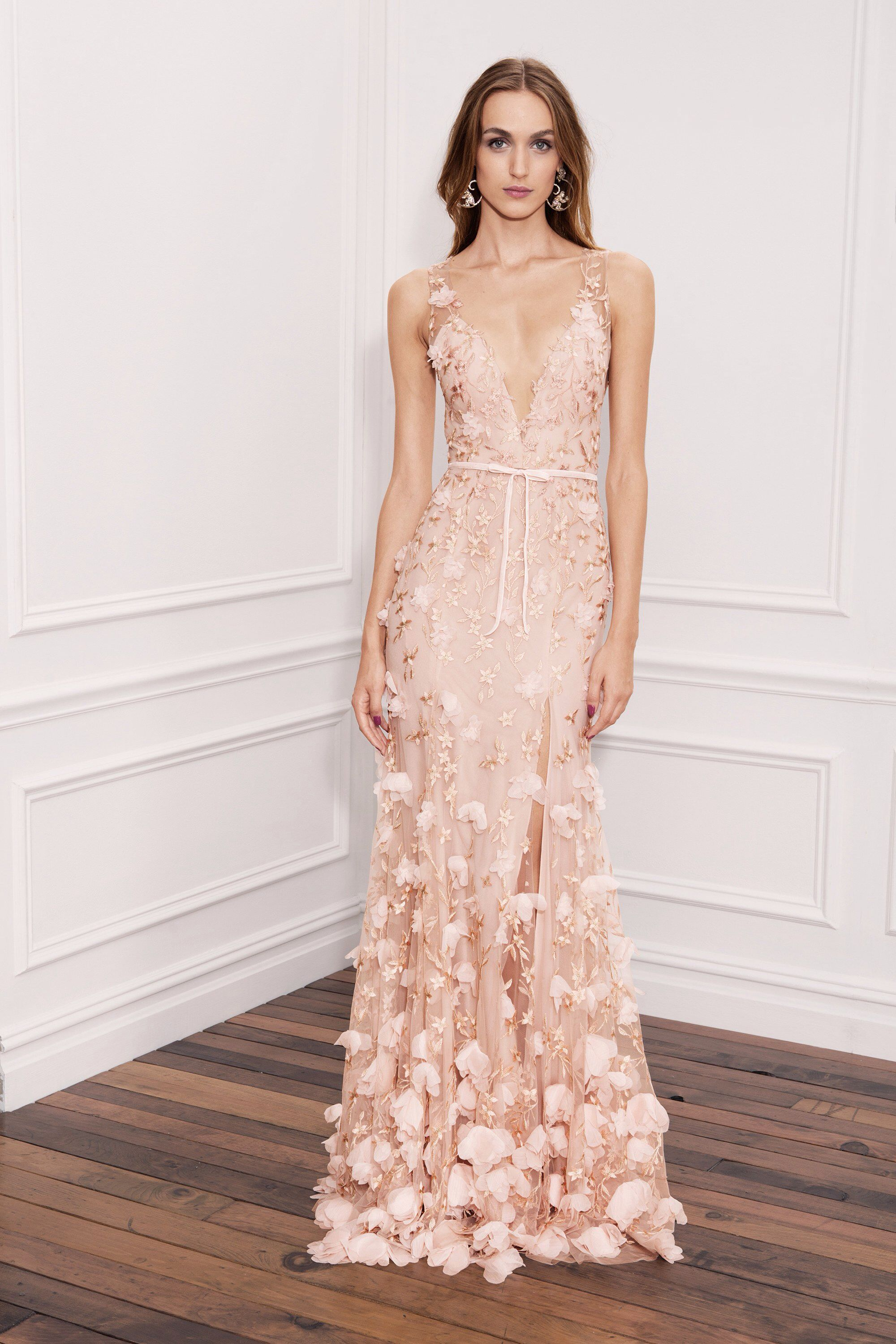 Marchesa Notte Spring 2018 Ready-to-Wear Fashion Show | Alta costura ...