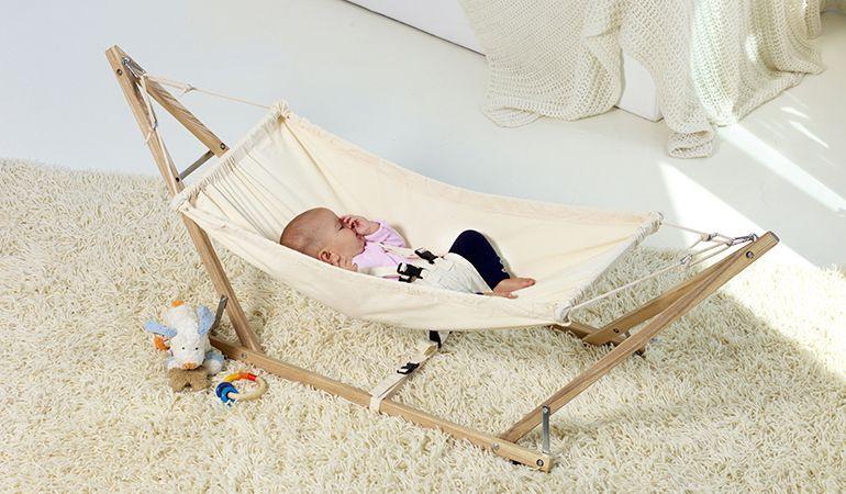 Babyhangematte Koala Flexible Geborgenheit Fur Dein Baby Baby Hangematte Baby Krippen Und Baby Deko