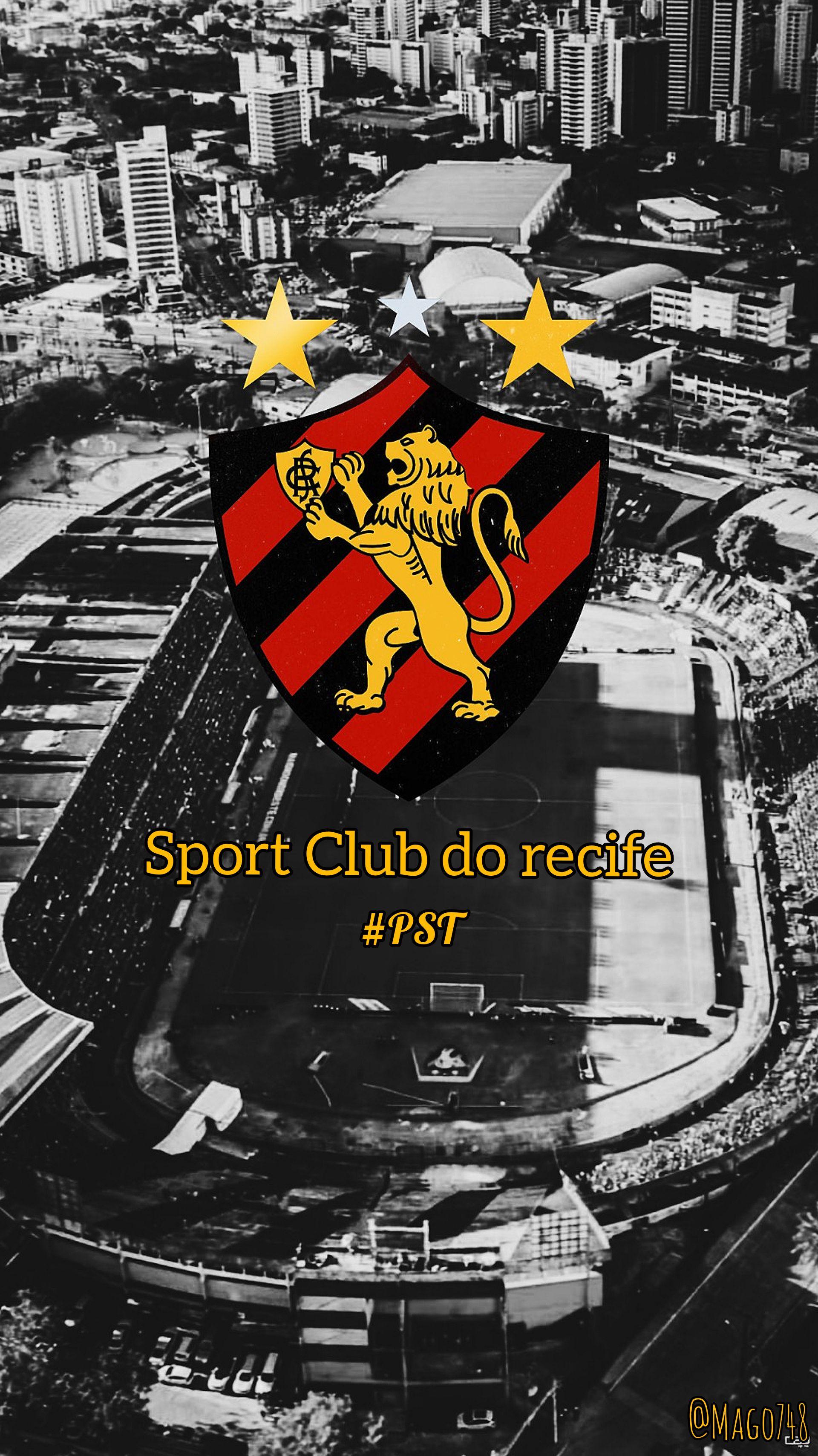Sport Club do Recife Wallpaper em 2020 Sport clube