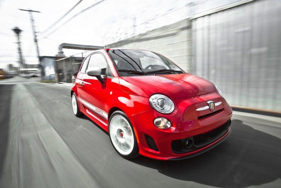 2019 Fiat 500 Capability