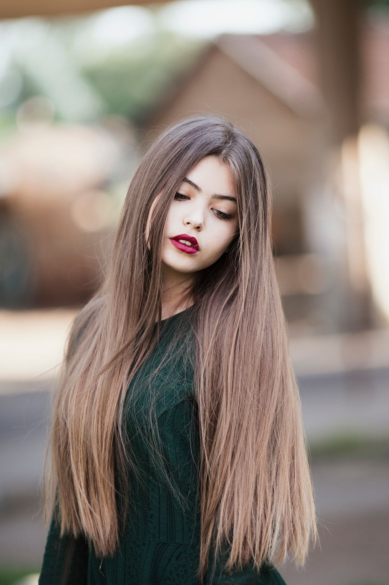follow hair in 2019 long