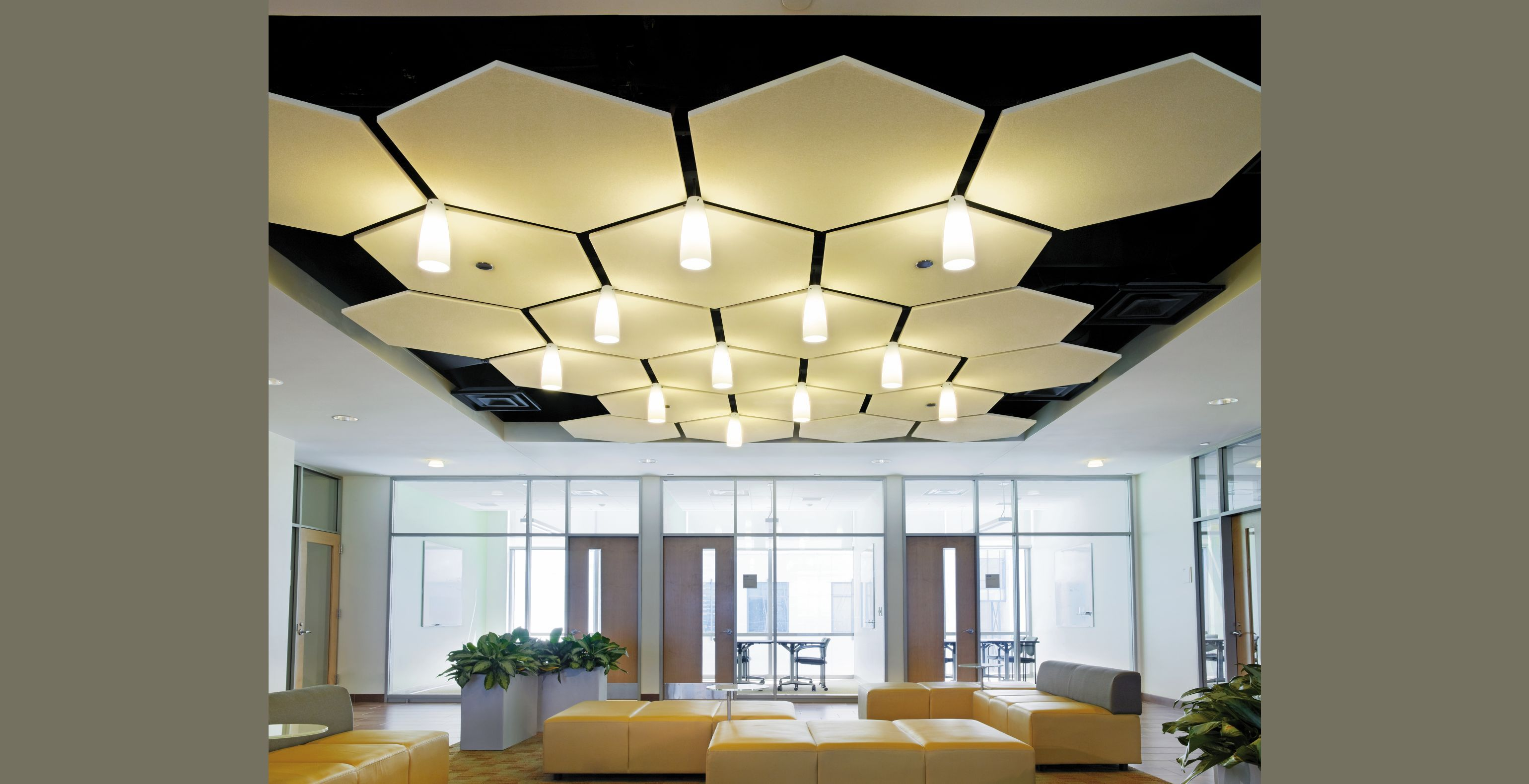 Commercial Ceiling and Wall Systems Idea & Photo Gallery | Ceiling ...