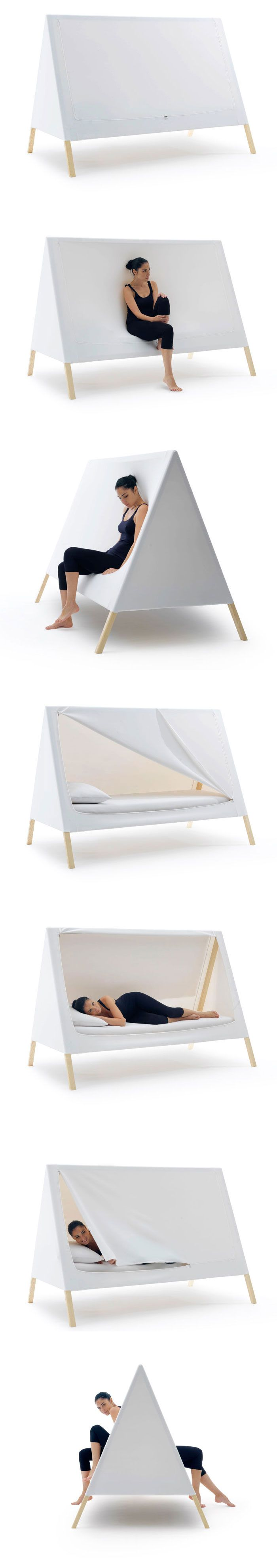Sofa Bed Foresta By Campeggi Artists Work Pinterest  # Foresta Meubles