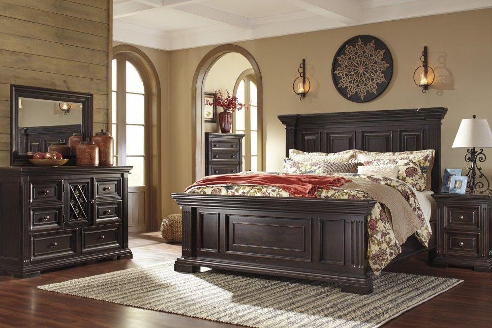 On Sale Now Bedroomandsofa Com Nationwide Delivery Willenburg 5 Pc Bedroom Dresser Master Bedroom Set Wood Bedroom Furniture Sets Dark Bedroom Furniture