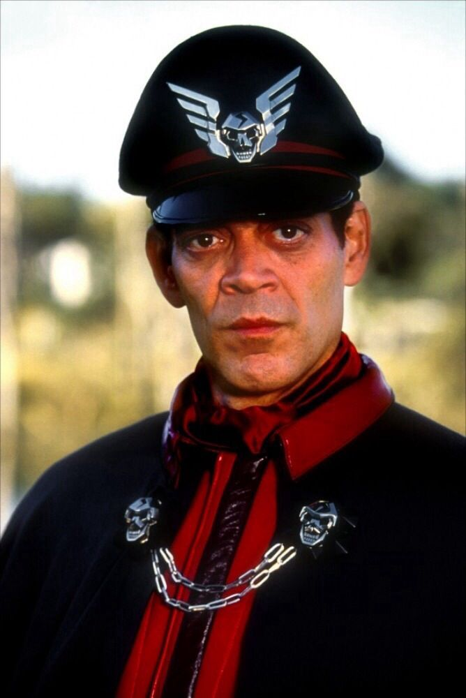Raul Julia | Raul julia, Comic movies, Actors