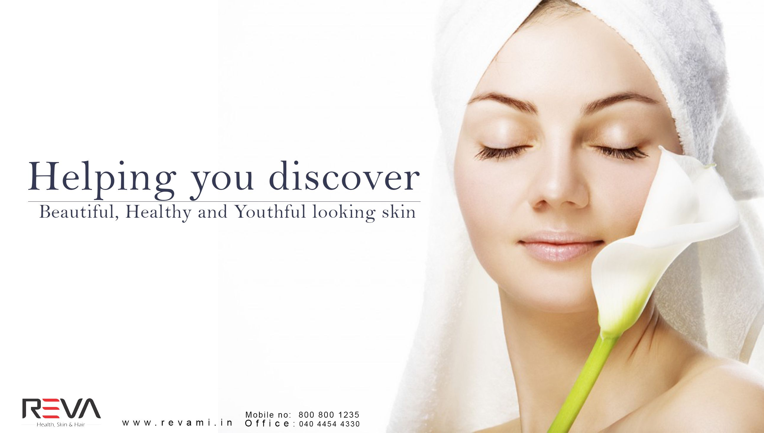Helping you discover Beautiful, Healthy and Youthful
