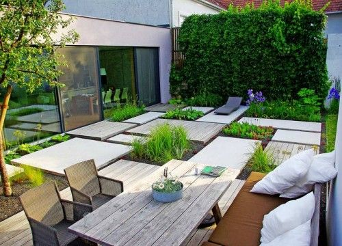 Garden Designs For Small Gardens Concept Patchwork Concept Backyard Garden Design  Sub Deck Indoor .