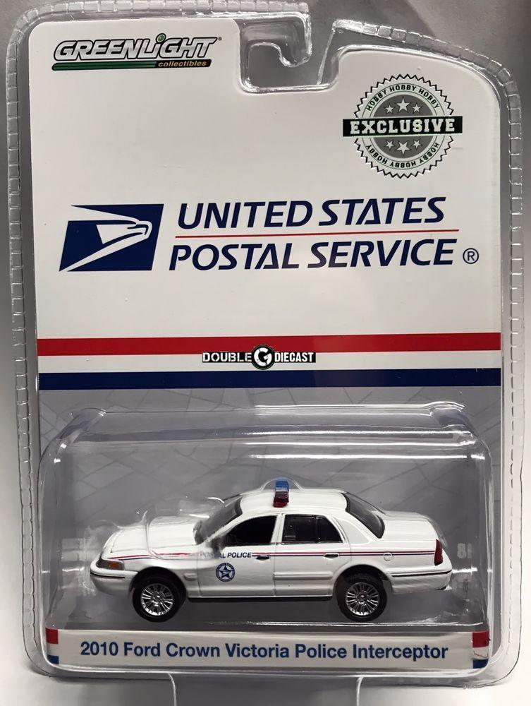 2010 Ford Crown Victoria Police Interceptor - United States