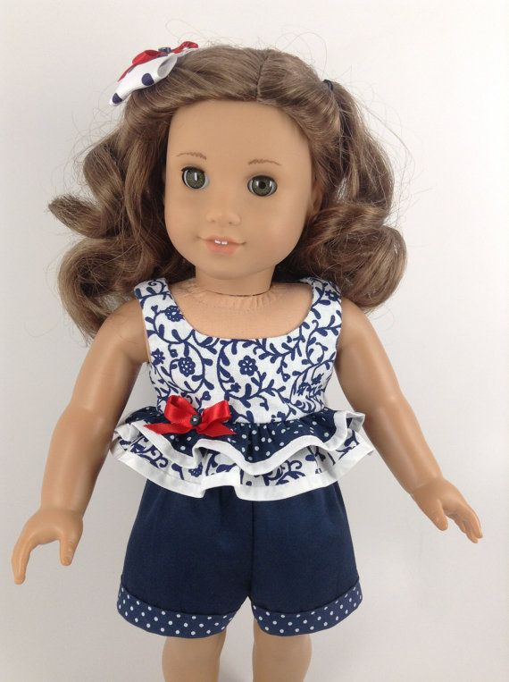 American Girl 18-inch Doll Clothes 1960\'s by HFDollBoutique ...
