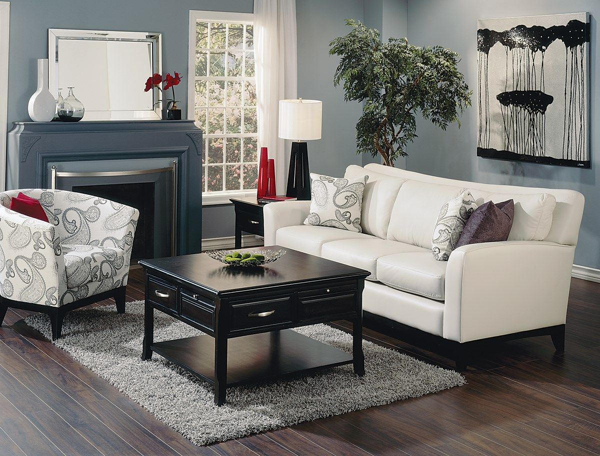 Enhance Your Modern Decor With The Subtle Styling Of Palliser India 77287 Sofa Collection