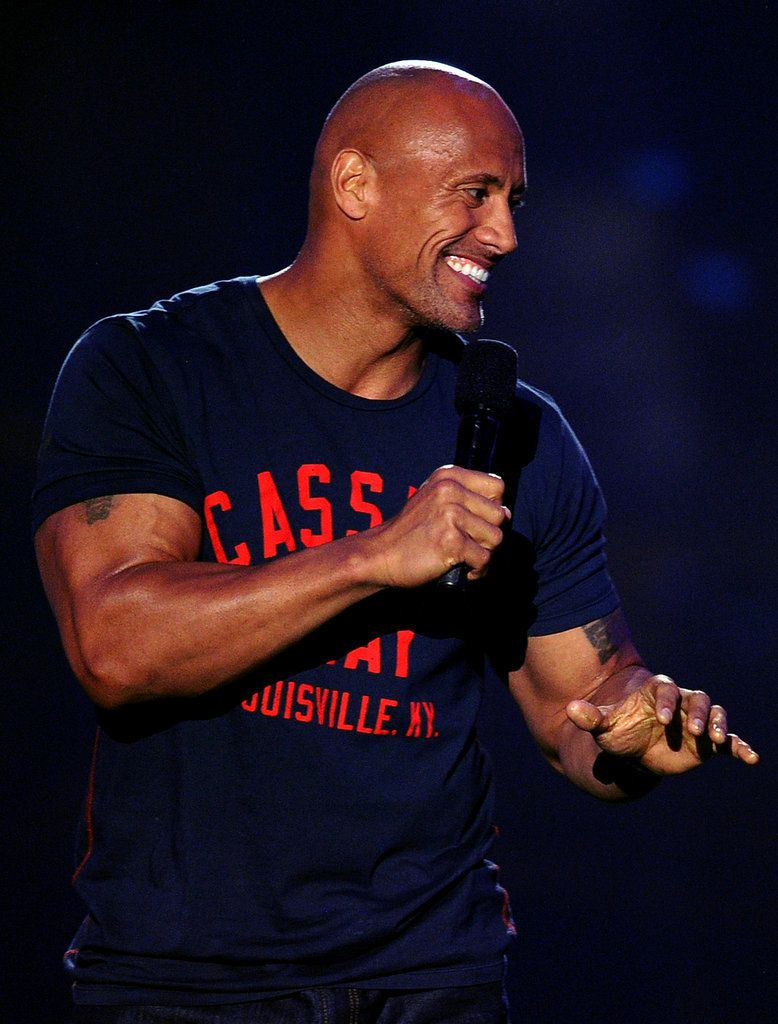 "Hottest Pictures of Dwayne ""The Rock"" Johnson 