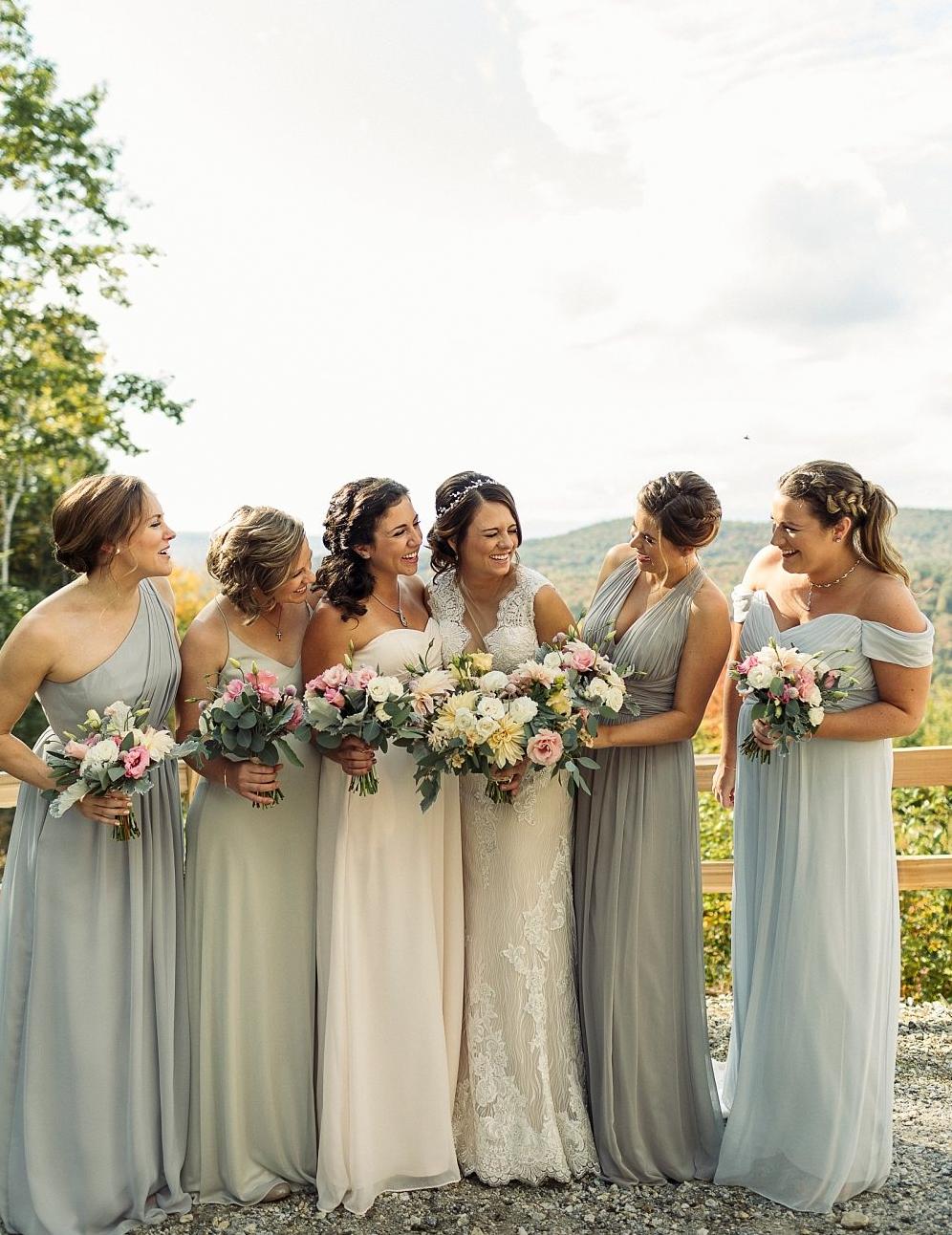 Granite Ridge Estate & Barn in 2020   Maine wedding venues ...