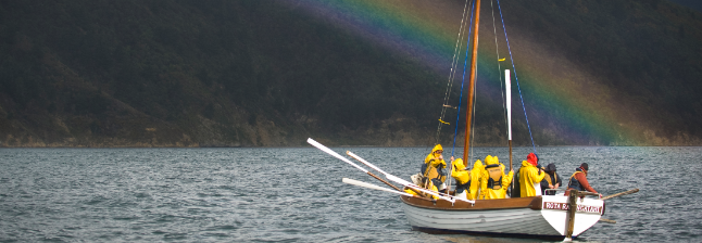 Outward Bound New Zealand New zealand, Boat, Bounding