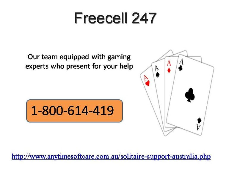 Get special setup arrangement for FreeCell 247 on pc through