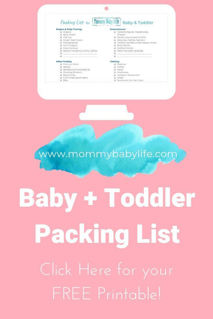 Family travel  #Packing #lists #toddler Packing lists toddler, Packing lists vid…
