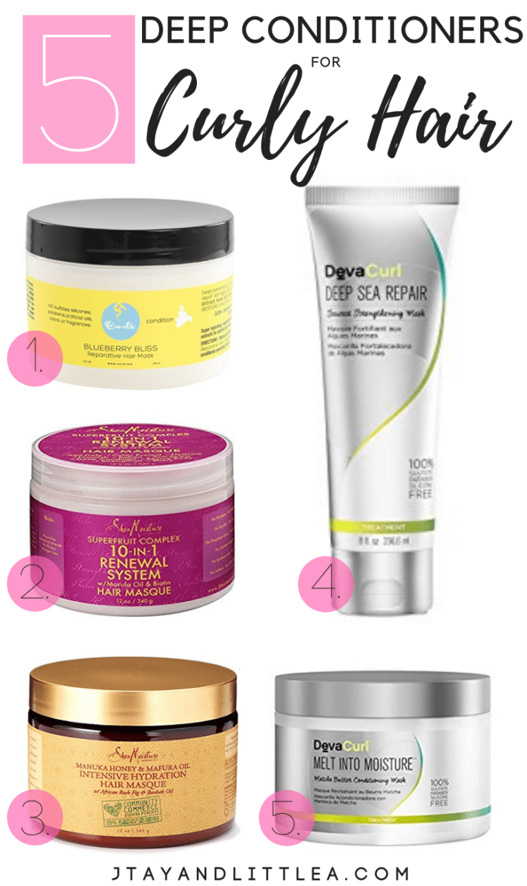 5 Amazing Curly Girl Approved Deep Conditioners Deep