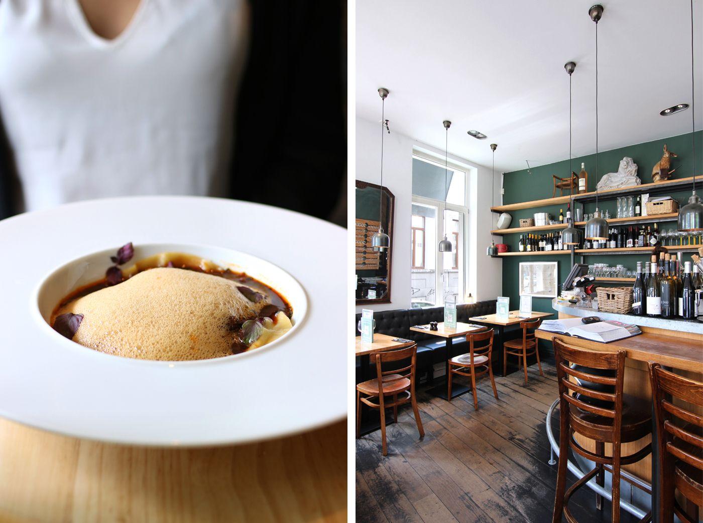 La Guinguette En Ville Brussels 39 Kitchen